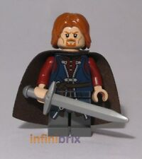 Lego Boromir Minifigure from Set 9473 Lord of the Rings NEW lor014