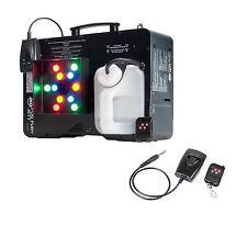 American DJ Fog Fury Jett Smoke Machine With LED Wash Light RGBA 650w Geyser