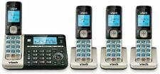 VTech DS6752-4 4-Handset DECT 6.0 Cordless Phone with Bluetooth Connect to Cell