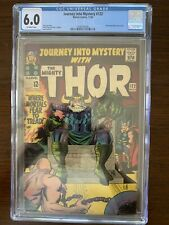 Journey Into Mystery #122 CGC 6.0 (Marvel 1965)  Absorbing Man appearance!