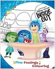 Inside Out Colouring Book - New