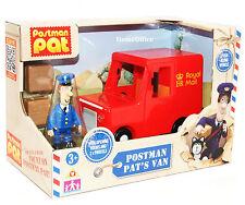 Postman Pat Van with Pat Figures Brand New  Post Van
