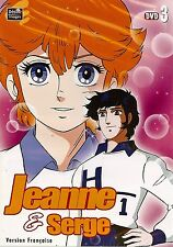 JEANNE ET SERGE (VOL.3) /*/ DVD DESSIN ANIME NEUF/CELLO