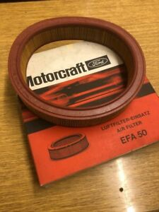 Ford Escort RS2000 (& some Cortina's) Air Filter  GENUINE FORD PART - EFA50