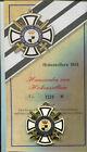 Orden Hohenzollern Hausorden Göde Replik (vv105)