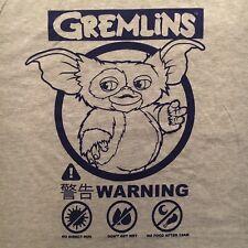 22f62083 retro GREMLINS movie t shirt by FUNKO--licensed--WARNING mogwai gizmo-