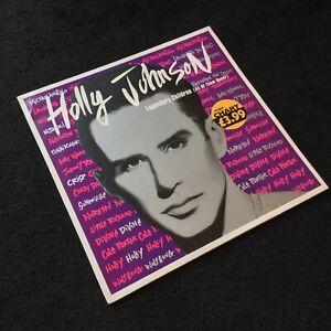 "Holly Johnson - Legendary Children (All Of Them Queer) Remixes 12"" Vinyl 1994"