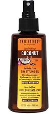 Marc Anthony Hydrating Coconut Oil - Shea Butter Dry Styling Oil 4.05 oz (3pk)