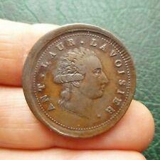 Consulat - ESSAI au Module de 2 Francs de Lavoisier par Gengembre - L'An 9 Paris