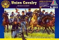 Italeri 1/72 6013 Union Cavalry The Blue Jackets (American Civil War)