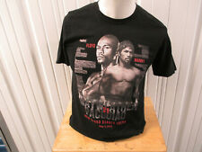 VINTAGE FLOYD MAYWEATHER VS. MANNY PACQUIAO MAY 2, 2015 MEDIUM SHIRT BOXING