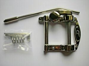 Duesenberg Radiator Tremola, kurz Nickel