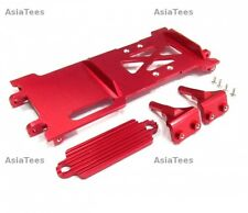 Team Losi Mini Rock Crawler Aluminum Battery Holder Down Strap Red GPM Racing