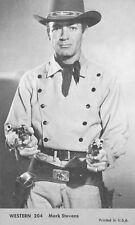 (537) Photograph of Mark Stevens 1950's Star