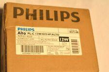 New listing Philips Alto Pl-C 13W/835/4P/Alto Fluorescent lamps box of 10