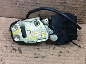 88 89 90 91 Civic 4DR Sedan LX Left Rear Door Latch Power Lock Used OEM