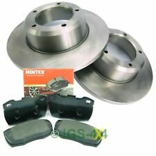 Land Rover Defender 90 Front Brake Discs + MINTEX Brake Pad Kit