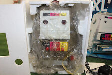 Nos Vintage 1970's Type 2 Mego Toy 2-Xl Talking Robot With 8 Track Tape Tested