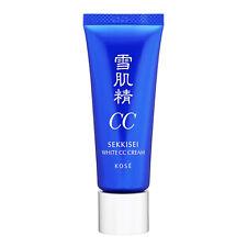 KOSE Sekkisei White CC Cream SPF50+ / PA++++ #01 Light ochre 26ml Makeup Face