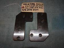 New listing Wire Edm Mecatool C671551 Angle Plate 144 X 88 X 22 Mm 2 Pcs.Set