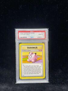 Pokemon Base Set Clefairy Doll 70/102 - 1999-2000 Print - Graded Card PSA 10