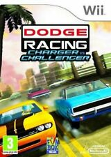 dodge racing  charger vs challenger wii