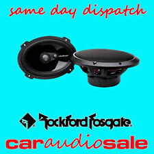 "ROCKFORD FOSGATE T1693 6X9 6""X9"" 3 WAY COAXIAL FULL RANGE CAR VAN SPEAKERS"