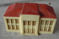 """ODD Vintage Hard Plastic Post Office Light Cover or Figurine 2"""" Tall  LOOK"""