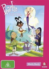Pearlie - Hurly Burly! (DVD, Kids) New/Sealed!