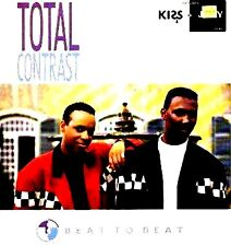 LP - Total Contrast - Beat To Beat (Funk) NUEVO - NEW, STOCK STORE