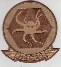 Hsc-28 Dragon Whales Desert Command Chest Patch