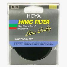 New Genuine 77mm Hoya HMC ND400 Multi Coated Filter Free UK P+P In UK