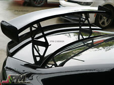C204 C63 AMG Coupe Black Series Style Carbon Fiber Trunk Spoiler Wing 2012-2015