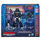 TRANSFORMERS GENERATIONS WFC DELUXE COVERT AGENT RAVAGE & FOREVER RAVAGE SDCC