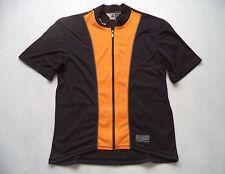 Mens SUGOI No Hype cycling jersey sz M running cycle mountain bike trail hopper
