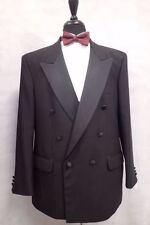Viscose Two Button Regular None Suits & Tailoring for Men