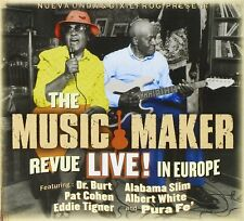 THE MUSIC MAKER REVUE LIVE ! IN EUROPE - 16 TITRES - NEUF NEW NEU