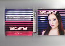 Tatana - Tatana - CD Album - NEUWERTIG - HOUSE - DJ Tatana - TBA SWITZERLAND