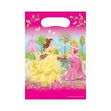 Disney Princesses Belle And Sleeping Beauty Loot Bags (Set of 6)