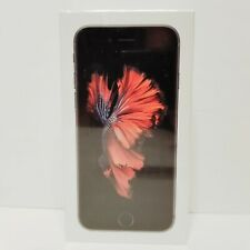 """AT&T Apple iPhone 6s 32GB Smartphone 4.7"""" Space Gray Prepaid Cell Phone 12MP/5MP"""