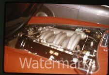 1961Kodachrome  photo slide Mercedes Benz car automobile #2