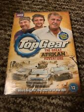 Top Gear - The Great African Adventure (DVD, 2013) New Sealed