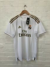 adidas Real Madrid CF Men's 2019/20 Home Shirt - Medium - Sergio Ramos - NWD