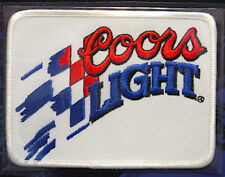 COORS LIGHT Willabee & Ward STERLING MARLIN NASCAR RACING TEAM PATCH Patch Only