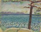 Pierre Bonnard Lonely Pine By The Sea Canvas Print 16 x 20     #9911