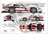 """[FFSMC Productions] Decals 1/18 Chrysler-Dodge Viper """"Cherreau"""" #58 Le Mans 2001"""