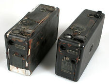 16MM CINE KODAK MODEL B MOVIE CAMERAS, SET OF 2, VINTAGE