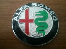 Alfa Romeo NEW GIULIA emblem badge logo insignia 74mm for 147,159,Guilietta