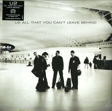 U2 ALL THAT YOU CAN'T LEAVE BEHIND (REMASTERED) VINILE LP 180 GRAMMI NUOVO