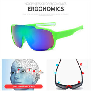UV400 Sports Sunglasses for Men and Women Men's Bicycle Cycling Glasses Sports